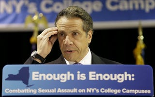 Illustration for article titled New York Wants Sexual Assaults To Appear on Students' Permanent Records