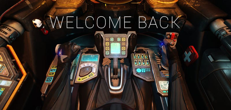 Illustration for article titled The Joystick Is Back. Long Live The Joystick.