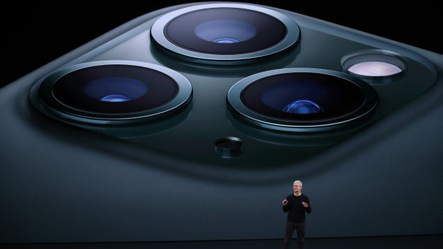 Apple announces TV+ launch date, new iPhone with so many cameras