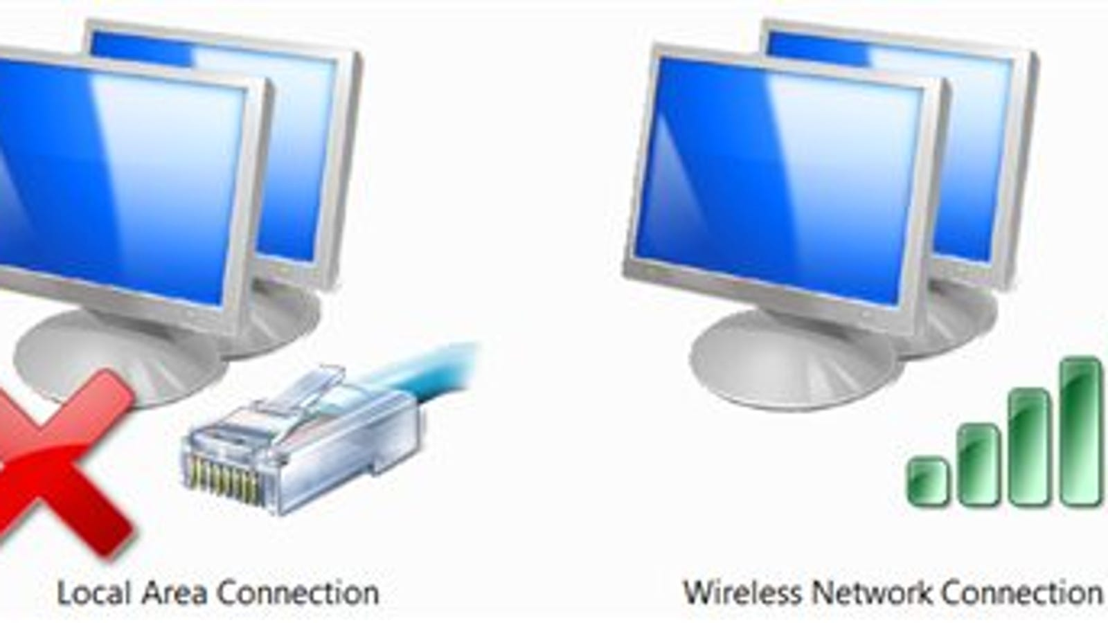 How to Make Windows Choose Between Wired and Wi-Fi Networks