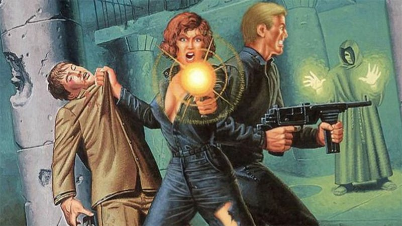Illustration for article titled Remake Of 1995 Game Remakes 1995 Box Art