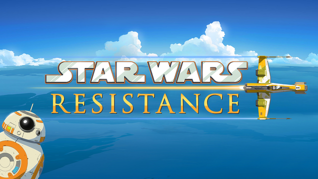 Star Wars Resistance Is the Next Lucasfilm Animated Series and the Details Are Absolutely Incredible