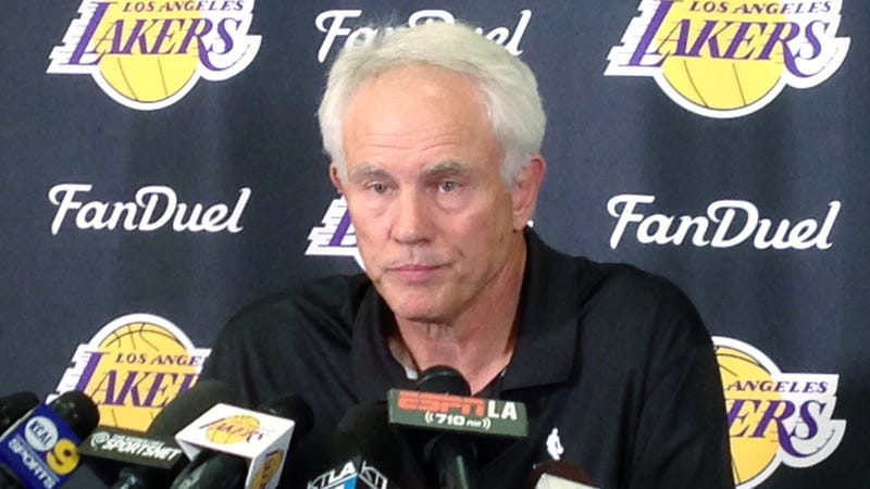 Illustration for article titled Report: Mitch Kupchak Will Take Over Charlotte Hornets Basketball Operations
