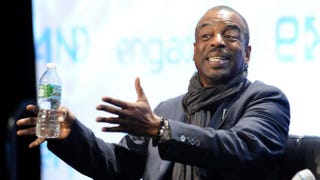 LeVar Burton speaks onstage at an Engadget Expand NY event on Nov. 9, 2013.Craig Barritt/Getty Images