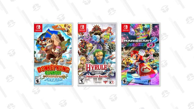 Add Five Excellent Switch Games to Your Library For $40 Each