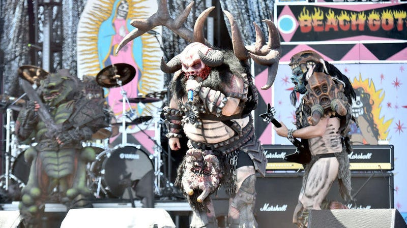 Illustration for article titled GWAR settles feud with Empire Records' Ethan Embry in surprising, tentative show of mercy