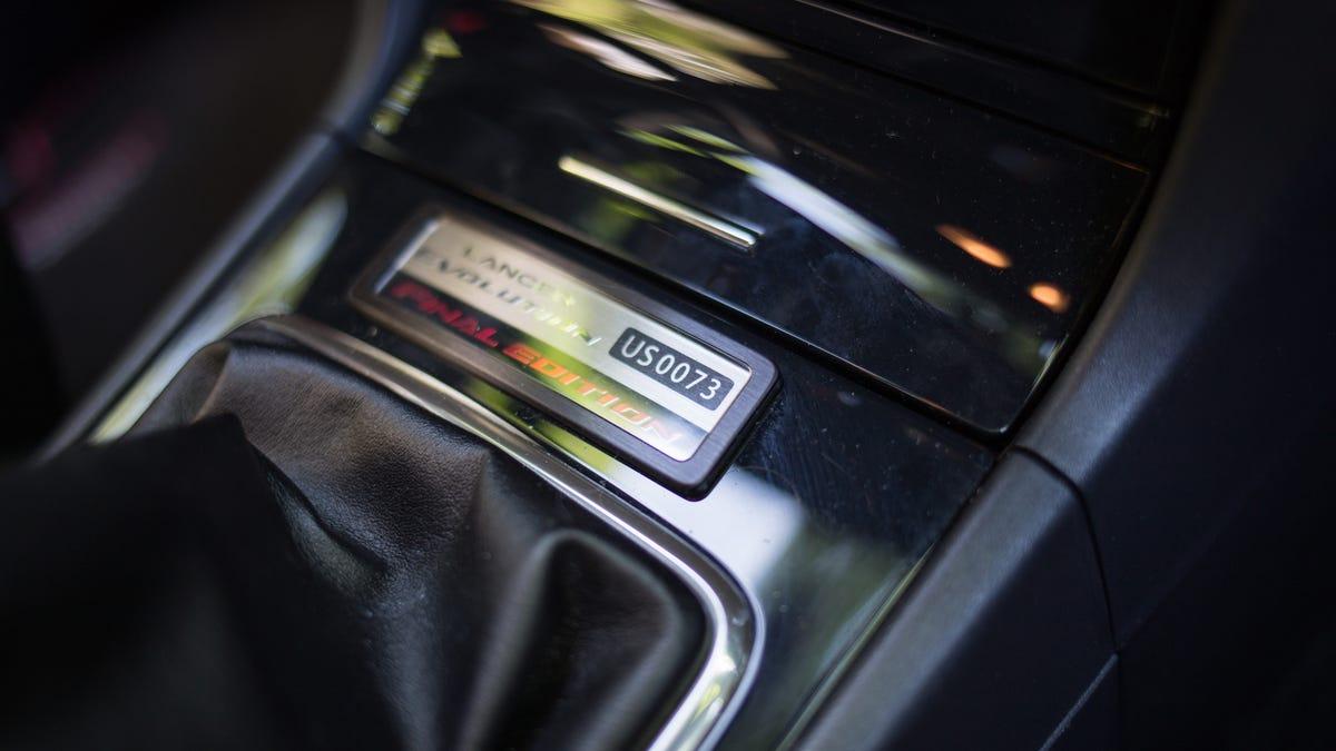 The Mitsubishi Lancer Evo X Final Edition Says Goodbye With Its