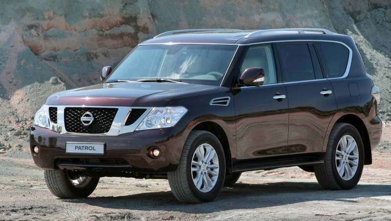 Illustration for article titled You will soon be able to get a Nissan Patrol in 'Murrica that WITHOUT the face of a beluga whale