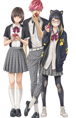 Illustration for article titled The Character Designer of LovePlus will launch a new manga