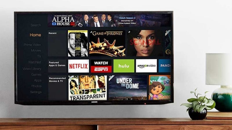 Amazon Fire TV Stick, $35 | With Voice Remote, $45