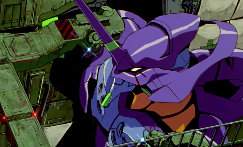 Illustration for article titled Evangelion Isn't Fun, But It's Still Worth Watching