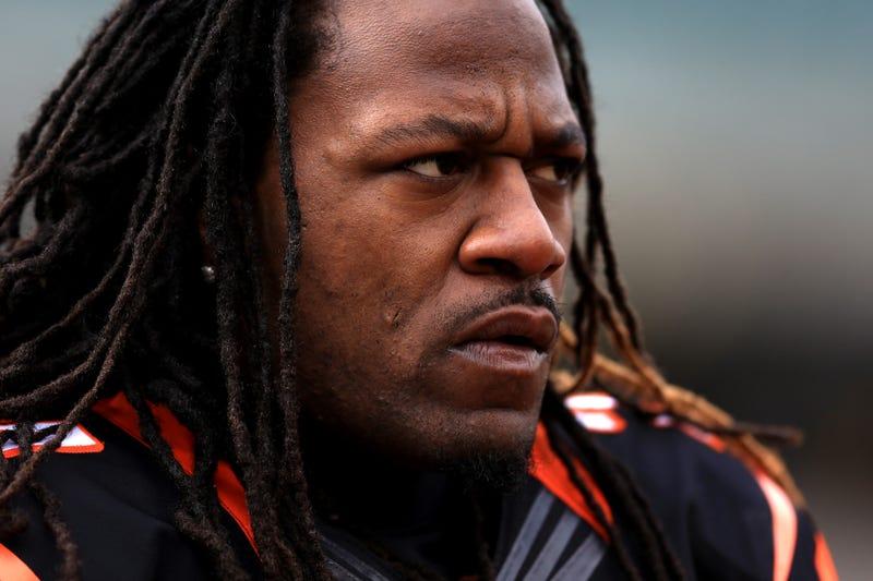 Adam Jones of the Cincinnati Bengals Andrew Weber/Getty Images