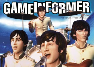 Illustration for article titled The Beatles: Rock Band Full Soundtrack Revealed In New Game Informer