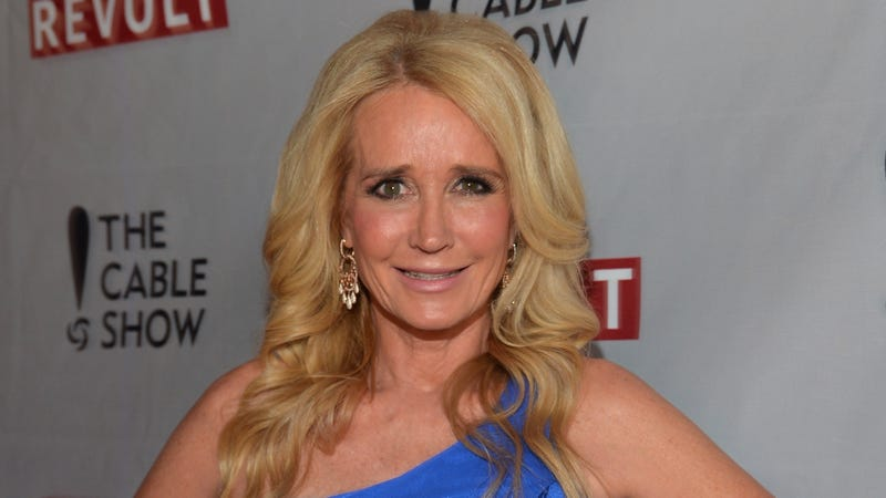 Illustration for article titled RHOBH Star Kim Richards Arrested for Battery, Public Intoxication