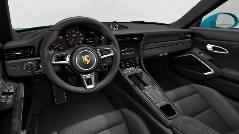 Illustration for article titled I spec'd a Carrera GTS