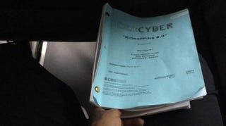 """Illustration for article titled CSI: Cyber Is Already Perfect When the First Episode Is """"Kidnapping 2.0"""""""