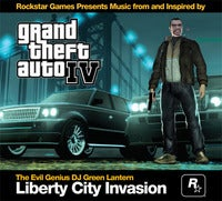 "Illustration for article titled DJ Green Lantern Releasing ""Liberty City Invasion"" GTA IV Album"