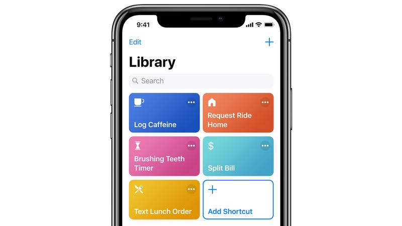 create shortcut on iphone apple s new siri shortcuts will make your iphone more useful 5769