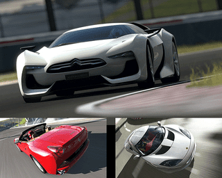 Illustration for article titled New Cars For Gran Turismo 5 Prologue