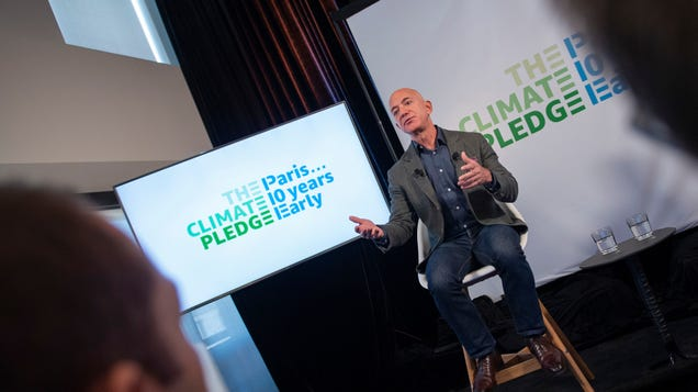 How to Figure Out if Corporate Climate Plans Are Bullshit or Not