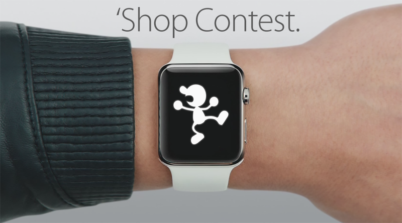 Illustration for article titled Kotaku 'Shop Contest: Game And Apple Watch