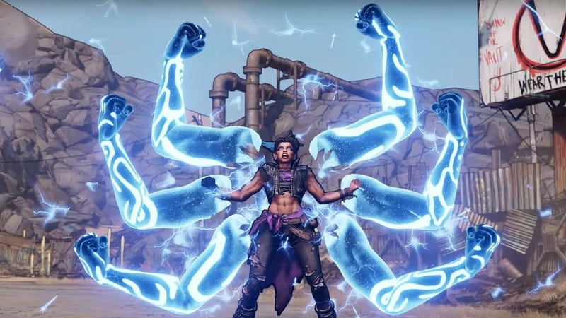 Borderlands Is Getting Review Bombed On Steam Over Epic Store Exclusivity [UPDATE]
