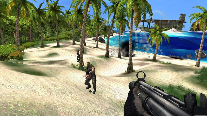 Fan Fix For 13-Year-Old Far Cry Bug Officially Added To The Game