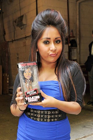 Illustration for article titled Snooki Is Such A Doll