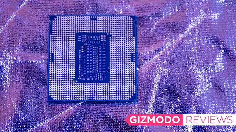 Intel's 5GHz i9 Processor Is Incredible for Hype and Pretty Good for Computing, Too
