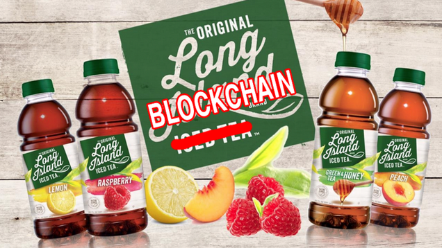 Iced Tea Company That Pivoted to Blockchain Has Its License Pulled by the SEC