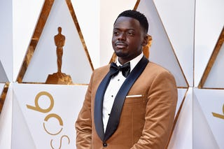Daniel Kaluuya attends the 90th Annual Academy Awards at Hollywood & Highland Center on March 4, 2018, in Hollywood, Calif.