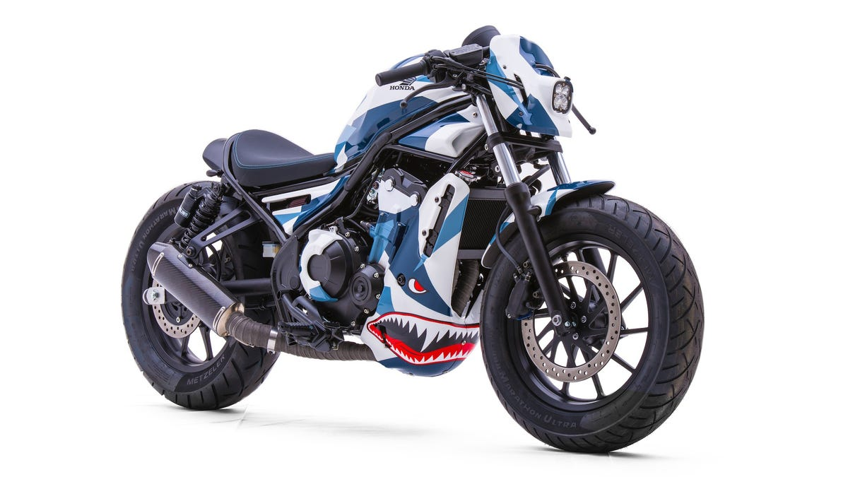 Make Your Motorcycle One-of-A-Kind With These Customization Options