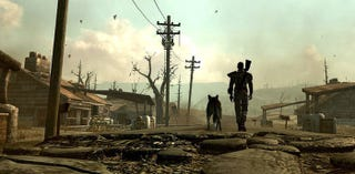 Illustration for article titled Fallout 3 Gives You the Glamorous Apocalypse