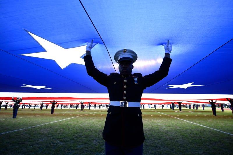 Marines. AP