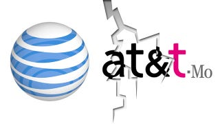 Illustration for article titled AT&T's Doomed T-Mobile Bid Is Dead