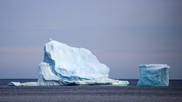 RIP: Canada s Last Ice Shelf Has Collapsed