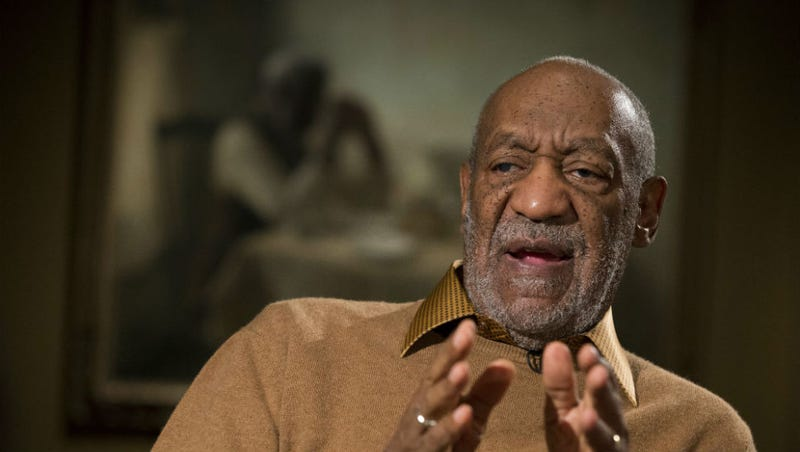 Illustration for article titled Bill Cosby Accuses Alleged Victim of Trying to Extort Him