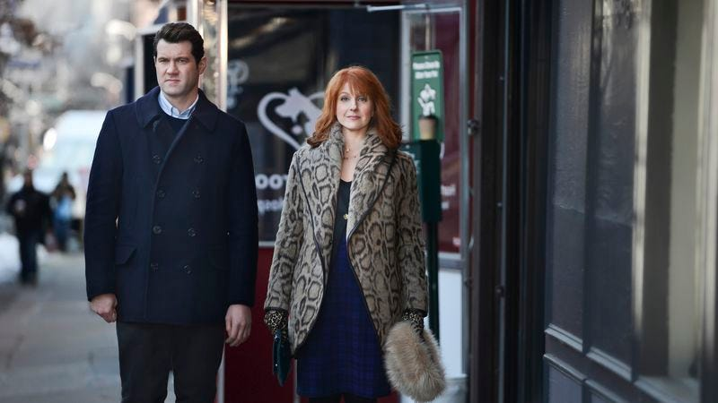 Illustration for article titled Julie Klausner and Billy Eichner are delightfully Difficult People