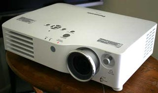 Illustration for article titled Dealzmodo: Panasonic PT-AX100U HD Projector, $1,500 AR, Includes Extended Warranties
