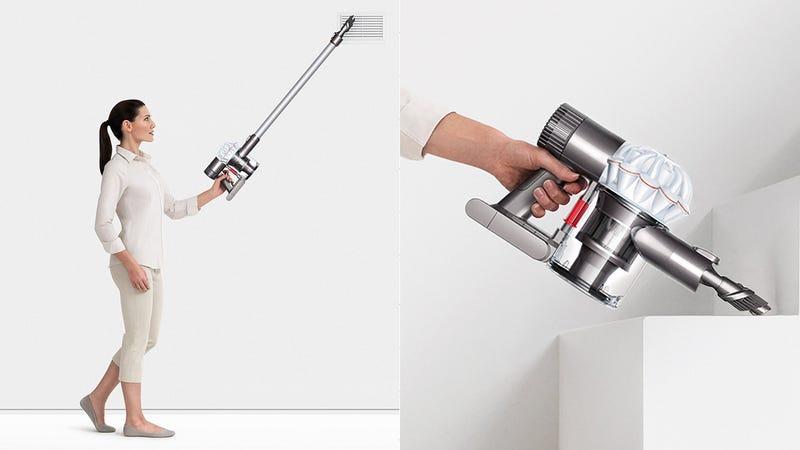Dyson V6 Cordless Vacuum, $211