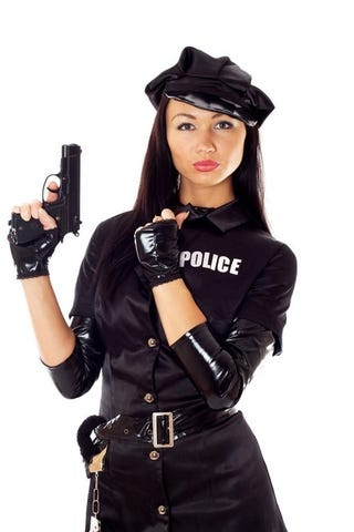 Illustration for article titled Chinese City Seeks Female Police Officers, Non-Sexies Need Not Apply