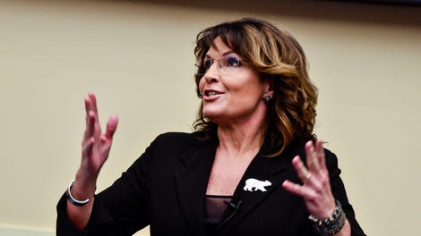 Sarah palin jerk off club