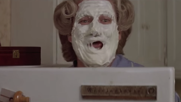 Prepare for hot flashes, because a Mrs. Doubtfire musical is heading to Broadway