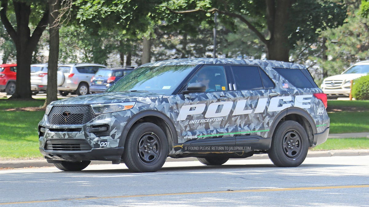 This Is The 2020 Ford Explorer Before You Re Supposed To See It