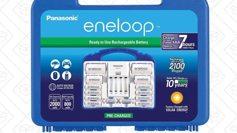 Eneloop Power Pack, $32
