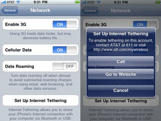 Illustration for article titled AT&T iPhone Tethering: An Extra $20/Month—If You Abandon Unlimited Data