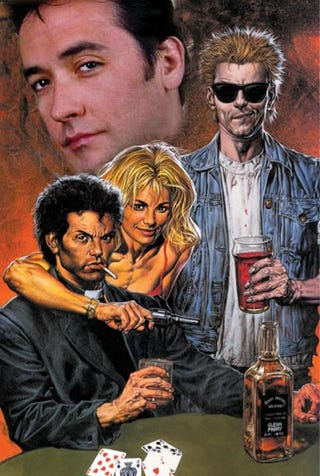 Illustration for article titled Could John Cusack Be Vying For The Preacher Film?