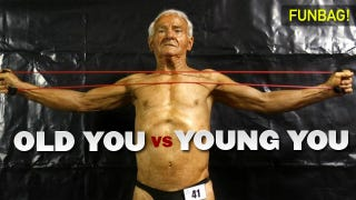 Illustration for article titled Old You Vs. Young You: WHO YA GOT?!