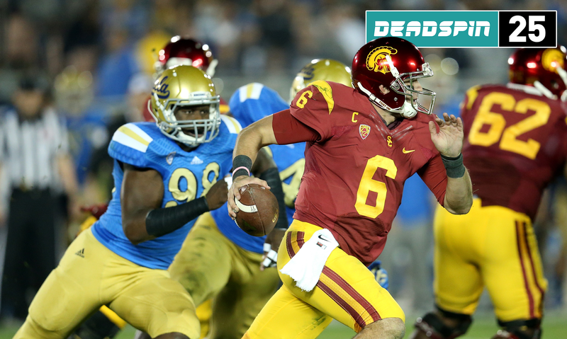 Illustration for article titled Deadspin 25: USC, Like Three Other Pac-12 Teams, Could Do It