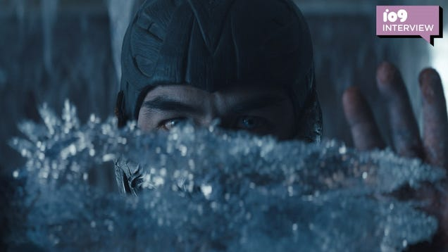 Mortal Kombat s Sub-Zero Casting Informed the Entire Film